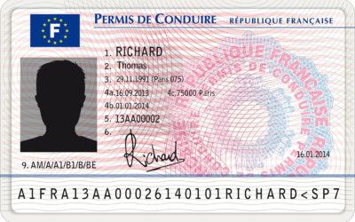 Demander la fabrication du permis de conduire